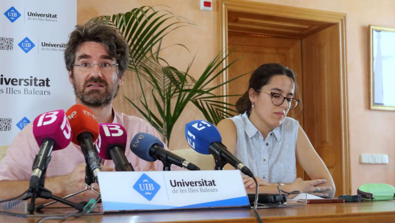 «The University of the Balearic Islands, becomes an observer of the United Nations Framework Convention on Climate Change (UNFCCC)» Canal 4 Televisió