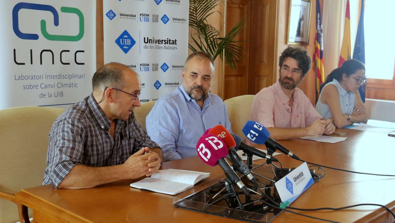 «The University of the Balearic Islands, observer of the United Nations Framework Convention on Climate Change» IB3 Notícies