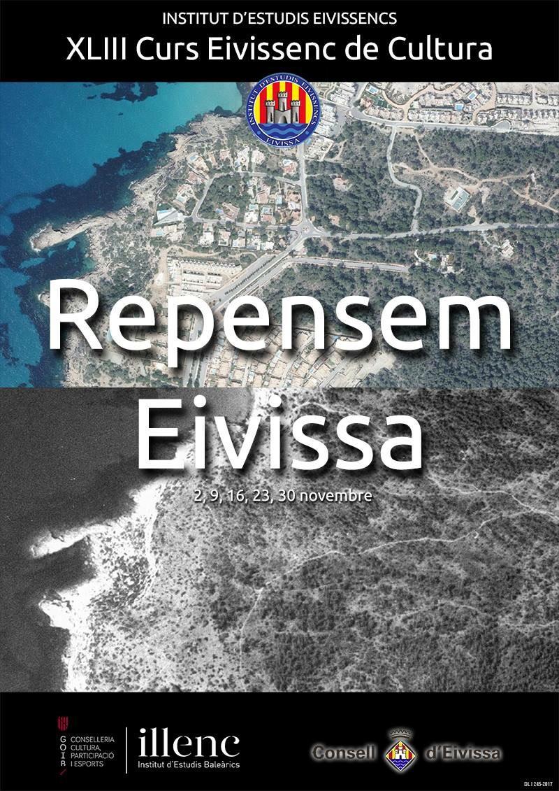 """Curs Eivissenc de Cultura """"Repensem Eivissa"""": """"Quin territori voldríem? · Macià Blázquez Salom"""