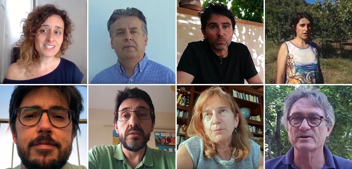 Reflexions sobre el coronavirus i el canvi climàtic per part de l'equip del LINCC UIB [VÍDEO]