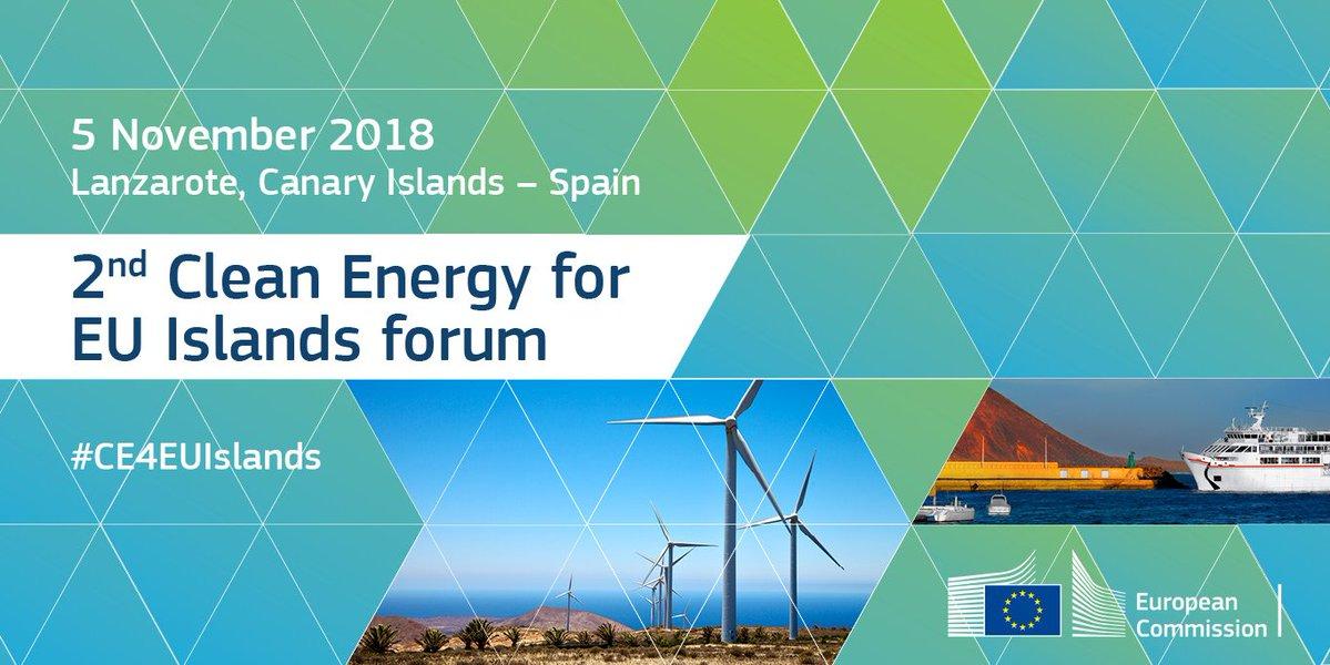 La iniciativa de la UIB para la transición energética lanza una convocatoria abierta a las islas europeas