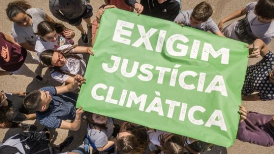 Estudiants de secundària de Mallorca i Amics de la Terra parodien l'immobilisme contra el canvi climàtic en aquest vídeo