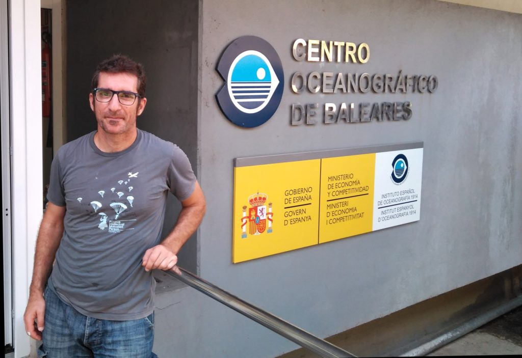 Biel Jordà: «We cannot attribute everything to climate change» Ara Balears