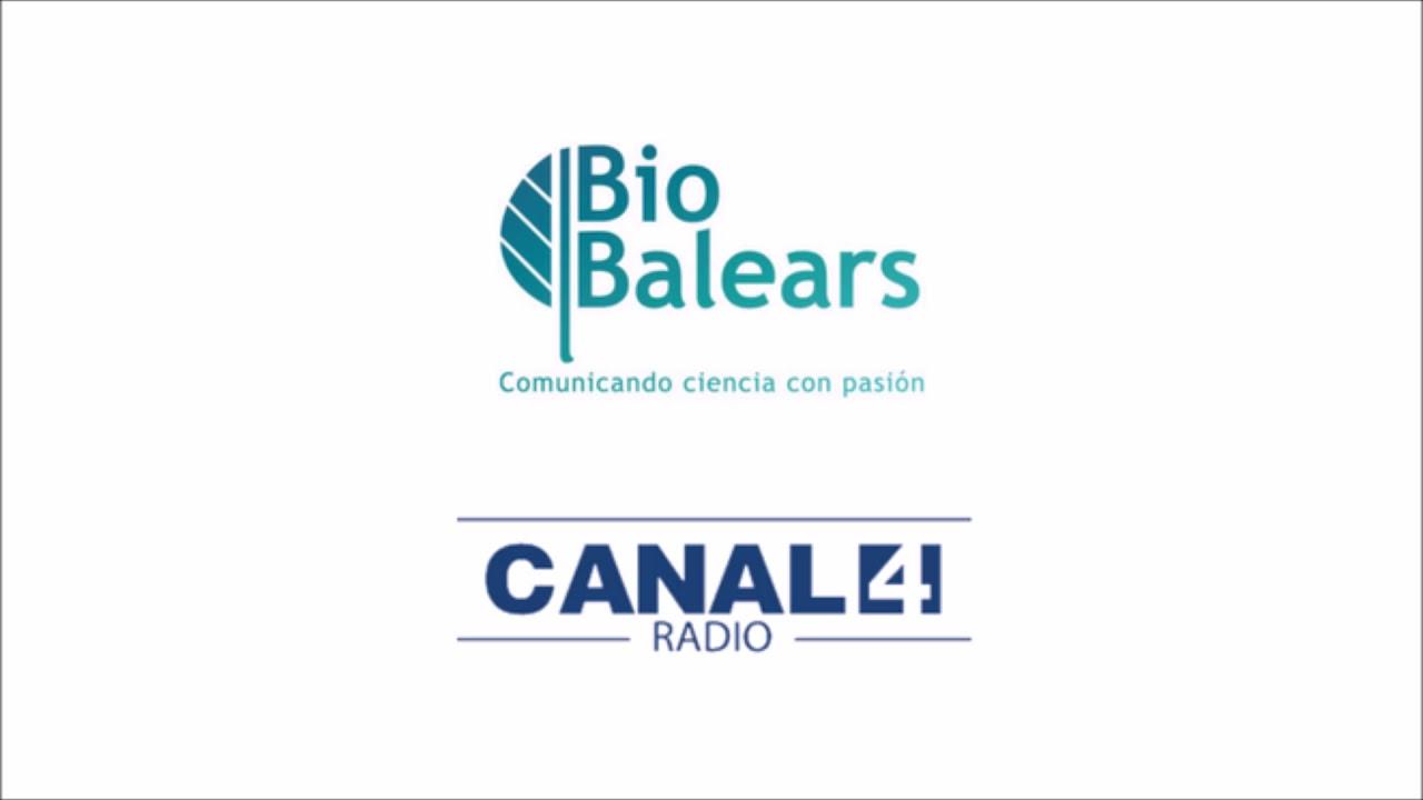 Entrevista a la Dra. Iris Hendriks dins el programa BioBalears de Canal4 Ràdio